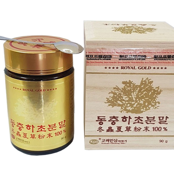 bot-dong-trung-ha-thao-han-quoc-nguyen-chat-100-hop-1-lo-x-90g