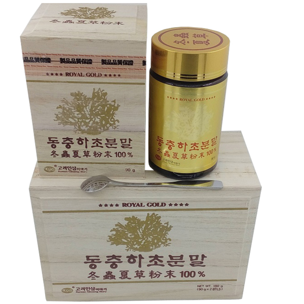 bot-dong-trung-ha-thao-han-quoc-nguyen-chat-100-hop-2-lo-x-90g